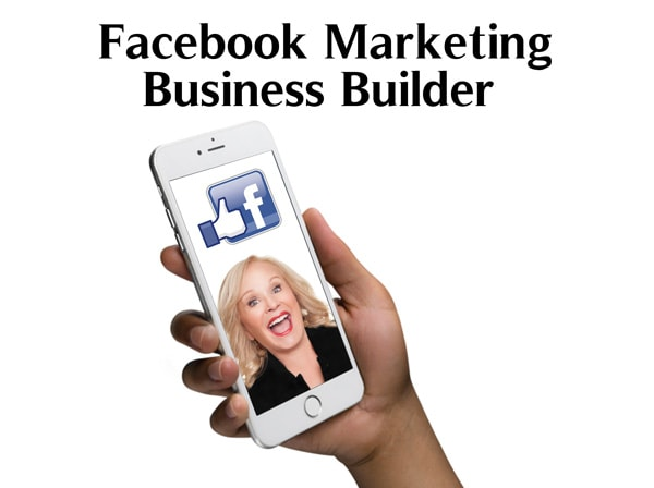 Debbie Allen's Facebook Marketing Business Builder banner