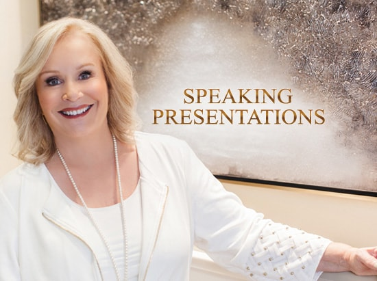 Debbie Allen's Speaking Presentations banner