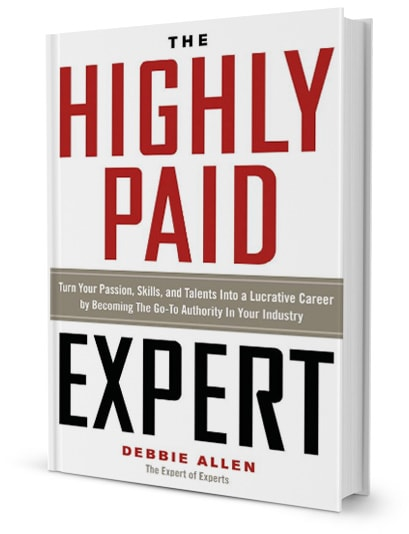 The Highly Paid Expert book cover